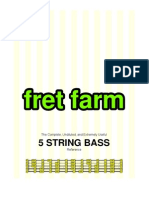 Fret Farm Bass Guides - 5 String v114