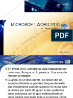 Microsoft Word 2010 Parte III (Nxpowerlite)