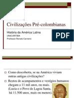 3Civilizacoes Pre Colombianas