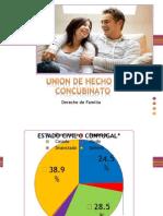 Union de Hecho y Concubinato
