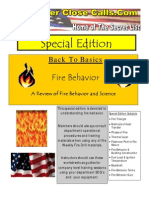 Special Edition Fire Behavior