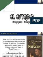 Def. de Estado