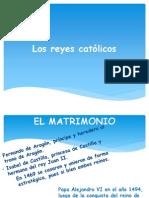 Los Reyes Catolicos