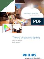 121101_Theory of Light and Lighting
