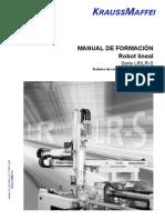 Manual de Robot KM
