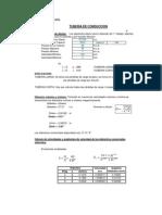 Linea Conduccion, Reservorio y Distribucion