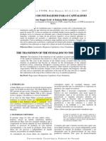 FERLA, G. B & ANDRADE, R. B. A transição do feudalismo para o capitalismo