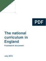 NC Framework Document - FINAL