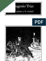 Trías, Eugenio - El artista y la ciudad cap. 2.pdf