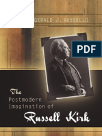 The Postmodern Imagination of Russell Kirk [Gerald J. Russello]