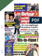 LE BUTEUR PDF du 26/05/2009