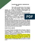 Discusion Concept. Salud (1)