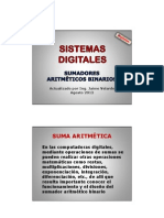 SUMADORES_ARITMETICOS