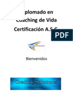 Diplomado en Coaching de Vida Promocion Agosto