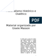 Textos Materialismo Historico e Dialetico