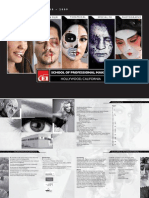 Professional Makeup Artist Courses Catalog 2008 2009