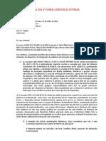 Juiza Intima TESTEMUNHAS (acusação) caso Bancoop