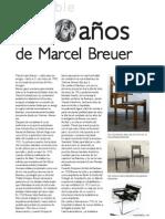 100_años_de_Marcel_Breuer