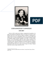 Res Luis Gonzalez