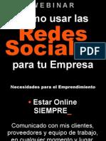 Webinar Entel 1 - Como usar las Redes Sociales para tu empresa.pdf