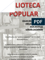 Biblioteca Popular