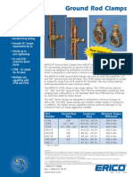 Ground Rod Clamps