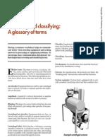 Pbe2009 Screening Glossary