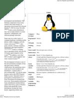 Linux - Wikipedia, The Free Encyclopedia