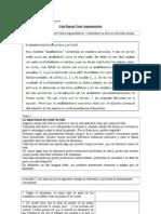 Guía Repaso Texto Argumentativo