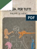 De Meric - Yoga Per Tutti - Garzanti 1978
