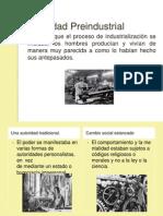 Sociedad Preindustrial