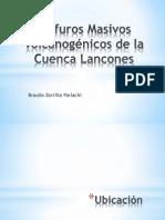 Sulfuros Masivos Volcanogénicos de la Cuenca Lancones