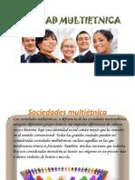 Sociedad Multi Etnica
