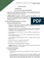 ALF - Land Titles afdnd Deeds Outline