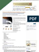 Conozca Los Diferentes Procesos de Limpieza Para Equipos _ QuimiNet