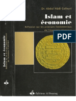 Gafouri Abdul Hâdi - Islam et économie
