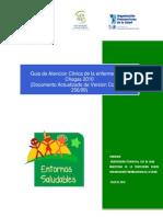 Guia de Atencion Clinica de Chagas 2010