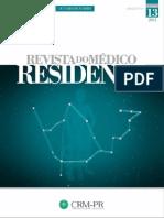 80503912 Revista Do Medico Residente Do Conselho Regional de Medicina Do Parana Out Dez 11 Web 1 Publicacao Variacoes Arteria Renal Estudo Anatomico Em