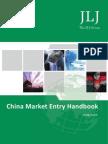 JLJ Group - China Market Entry Handbook