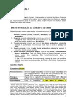 Resumo Unidade 06 - Direito Penal I