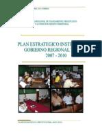 Plan Estratégico Institucional 2007-2010_TUMBES