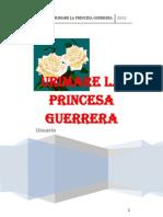 Urimare La Princesa Guerrera