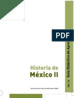 Historia de Mexico i i