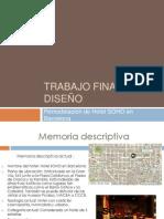 TRABAJO FINAL DE DISEÑO