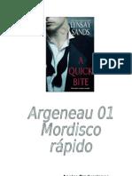 Mordisco rápido (Familia Argeneau 01)