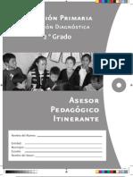 Cuadernillo Evaluacion-diagnostica-2o GRADO de PRIMARIA