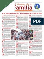 EL AMIGO DE LA FAMILIA domingo 4 agosto 2013