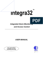 User Manual Integra 32