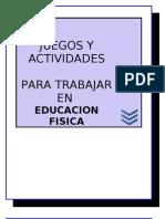 Actividades Para Educacion Fisica