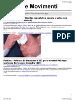 Politica e Movimenti